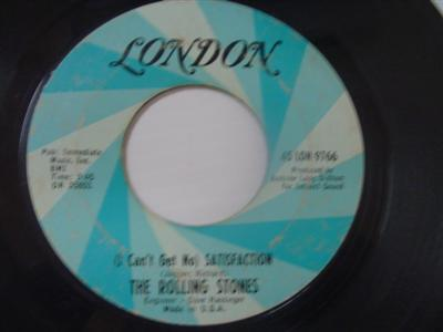 ROLLING STONES - SATISFACTION - LONDON { 2006